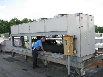 Routine HVAC Services, Piedmont Services Group